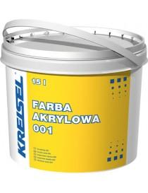 Acrylfarbe 001 Фасадная акриловая краска