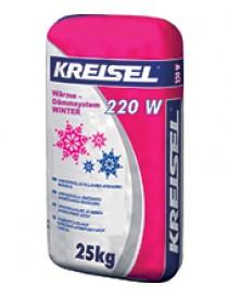 Клей для армирования  Kreisel WÄRME-DÄMM WINTER 220  -8°C