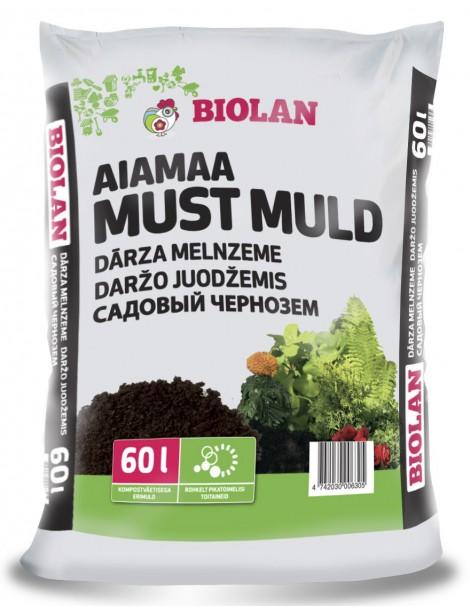 Садовый чернозём BIOLAN 60 L